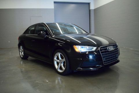 Certified Pre-Owned 2015 Audi A3 2.0T Premium AWD
