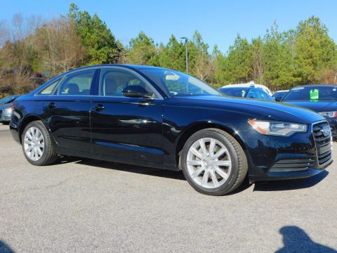 Certified Pre-Owned 2014 Audi A6 2.0T Premium FWD 4dr Car