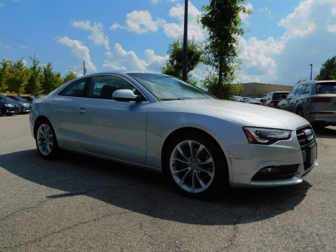 Certified Pre-Owned 2014 Audi A5 Premium AWD