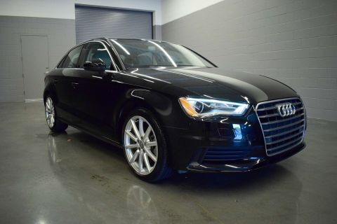 Certified Pre-Owned 2015 Audi A3 2.0 TDI Premium Plus