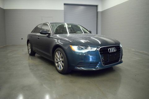 Certified Pre-Owned 2015 Audi A6 2.0T Premium Plus