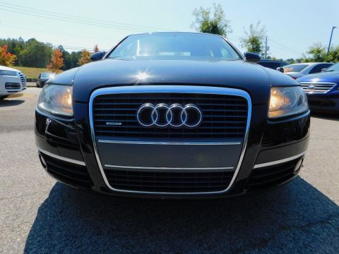 Pre-Owned 2006 Audi A6 3.2L AWD
