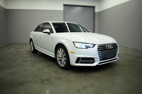 Certified Pre-Owned 2018 Audi A4 Premium AWD