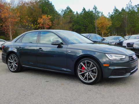 New 2018 Audi A4 Premium Plus AWD