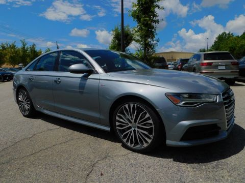 Certified Pre-Owned 2017 Audi A6 Premium AWD