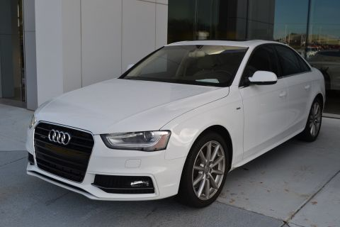 Pre-Owned 2015 Audi A4 Premium Plus AWD