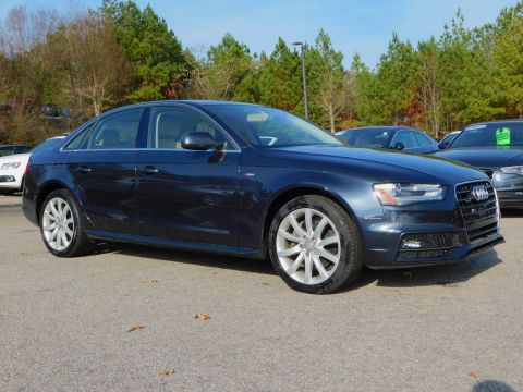 Certified Pre-Owned 2014 Audi A4 Premium Plus AWD