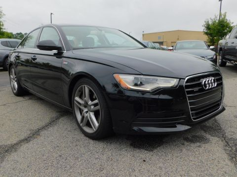 Certified Pre-Owned 2014 Audi A6 3.0T Premium Plus AWD