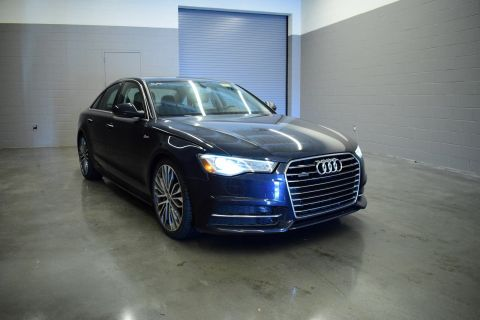 Certified Pre-Owned 2016 Audi A6 3.0T Premium Plus AWD