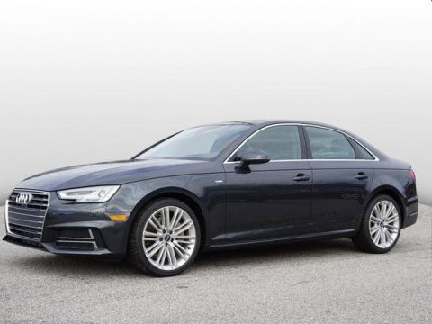 Certified Pre-Owned 2017 Audi A4 Prestige AWD