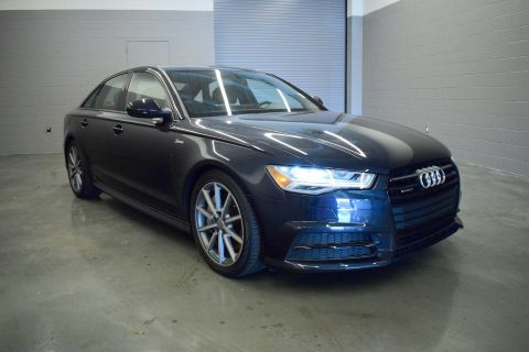Certified Pre-Owned 2018 Audi A6 Premium Plus AWD
