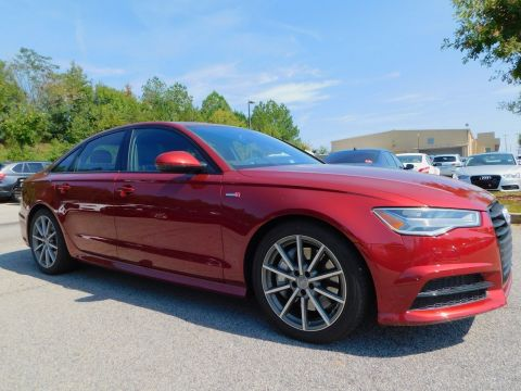 New 2018 Audi A6 Premium Plus AWD