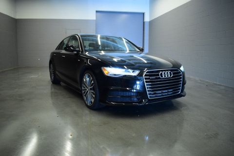 Certified Pre-Owned 2018 Audi A6 Premium Plus