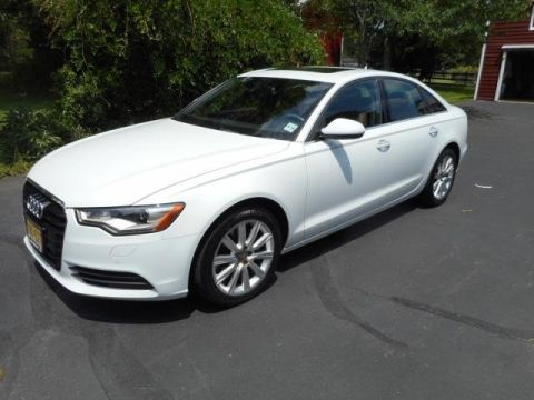 Certified Pre-Owned 2014 Audi A6 2.0T Premium Plus AWD