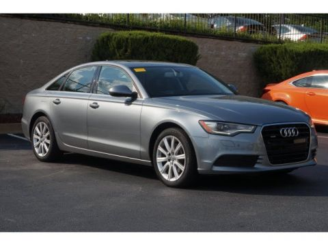 Certified Pre-Owned 2013 Audi A6 2.0T Premium Plus AWD