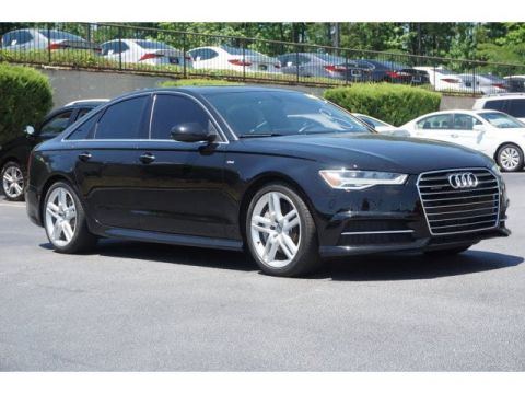 Certified Pre-Owned 2016 Audi A6 2.0T Premium Plus AWD