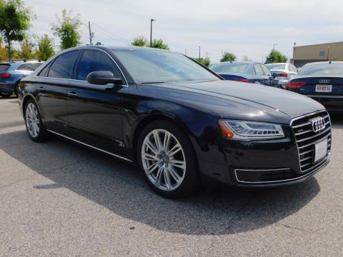 Certified Pre-Owned 2015 Audi A8 3.0T AWD