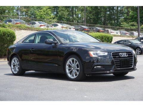 Certified Pre-Owned 2014 Audi A5 Premium Plus AWD