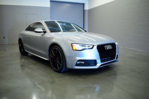 Certified Pre-Owned 2016 Audi A5 2.0T Premium Plus AWD