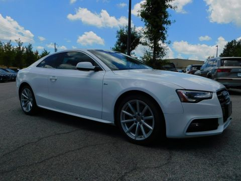 Certified Pre-Owned 2015 Audi A5 Premium Plus AWD