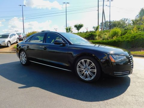 Certified Pre-Owned 2014 Audi A8 L 4.0T AWD
