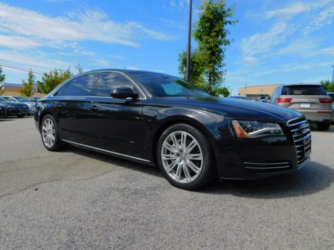 Certified Pre-Owned 2014 Audi A8 L 3.0T AWD