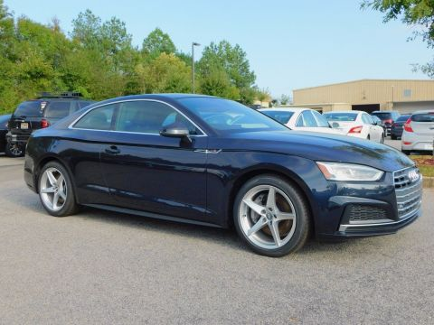 New 2018 Audi A5 Coupe Premium Plus AWD