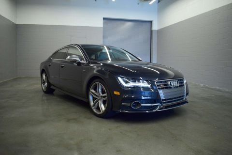 Certified Pre-Owned 2015 Audi S7 4.0T AWD