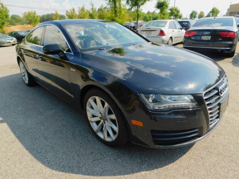 Certified Pre-Owned 2014 Audi A7 3.0 Premium Plus AWD