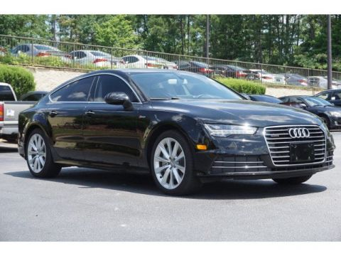 Certified Pre-Owned 2016 Audi A7 3.0 Premium Plus AWD