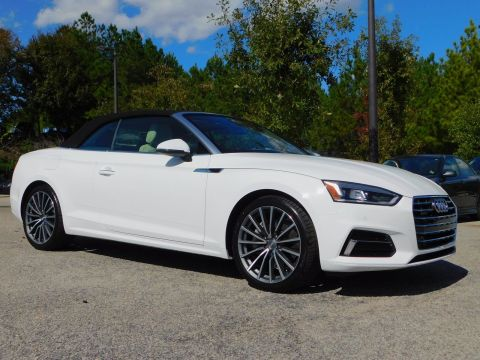 New 2018 Audi A5 Cabriolet Premium Plus AWD