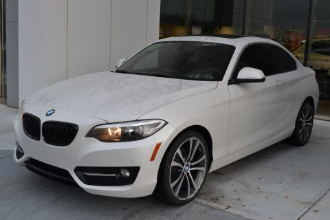 Pre-Owned 2016 BMW 2 Series 228i RWD 2dr Car