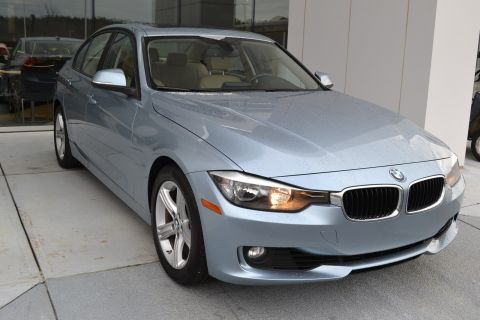 Certified Pre-Owned 2014 BMW 3 Series 328i