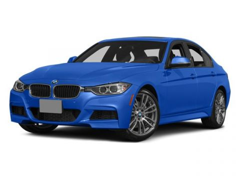 Certified Pre-Owned 2014 BMW 3 Series 335i
