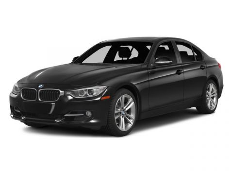 Certified Pre-Owned 2015 BMW 3 Series 320i