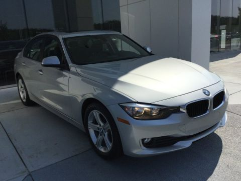 Certified Pre-Owned 2014 BMW 3 Series 320i