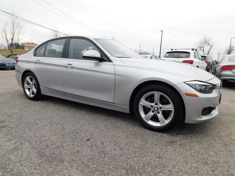 Pre-Owned 2013 BMW 3 Series 328i xDrive AWD