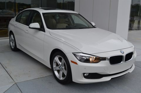 Pre-Owned 2014 BMW 3 Series 328d