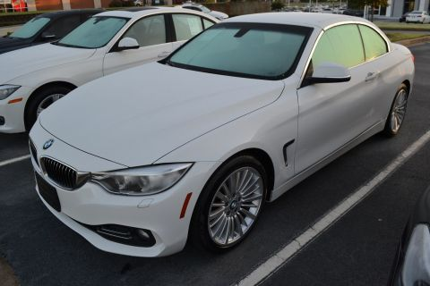 Certified Pre-Owned 2014 BMW 4 Series 428i