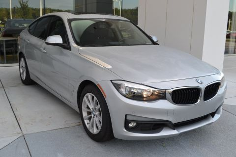 Certified Pre-Owned 2014 BMW 3 Series Gran Turismo 328i xDrive AWD