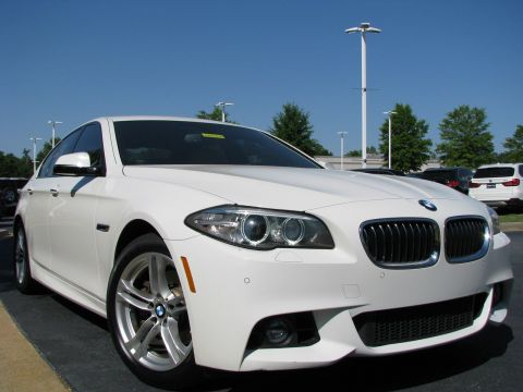 Pre-Owned 2014 BMW 5 Series 528i With Navigation