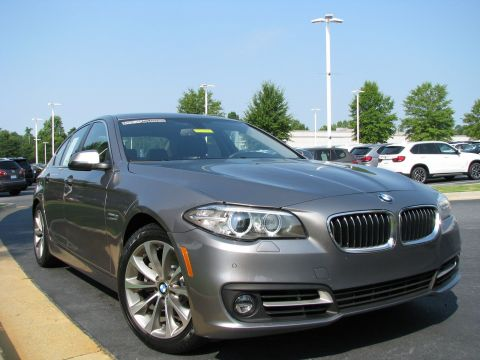 Certified Pre-Owned 2016 BMW 5 Series 528i With Navigation