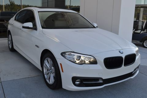 Certified Pre-Owned 2015 BMW 5 Series 528i With Navigation