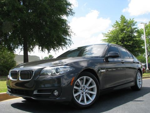 Certified Pre-Owned 2015 BMW 5 Series 535i With Navigation