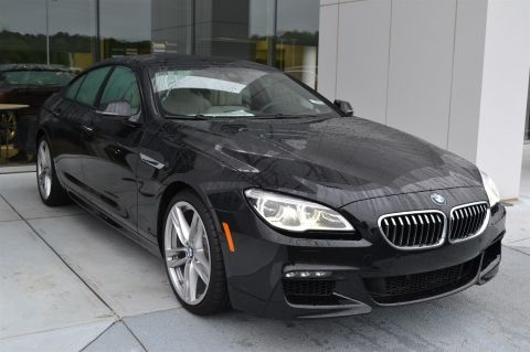 New 2017 BMW 6 Series 640i With Navigation
