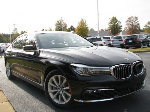 Certified Pre-Owned 2017 BMW 7 Series 740e xDrive iPerformance With Navigation & AWD