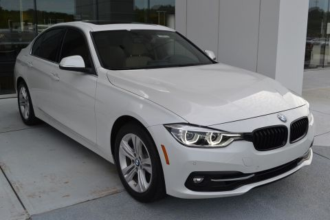 Certified Pre-Owned 2018 BMW 3 Series 330i RWD 4dr Car