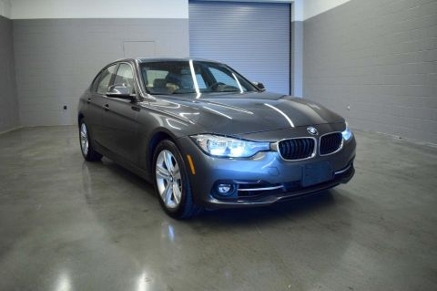 Pre-Owned 2016 BMW 3 Series 328i xDrive AWD
