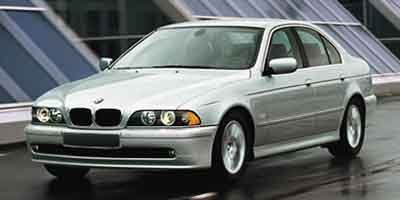 Pre-Owned 2002 BMW 5 Series 525iA