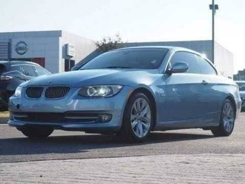 Pre-Owned 2012 BMW 3 Series 328i RWD Convertible